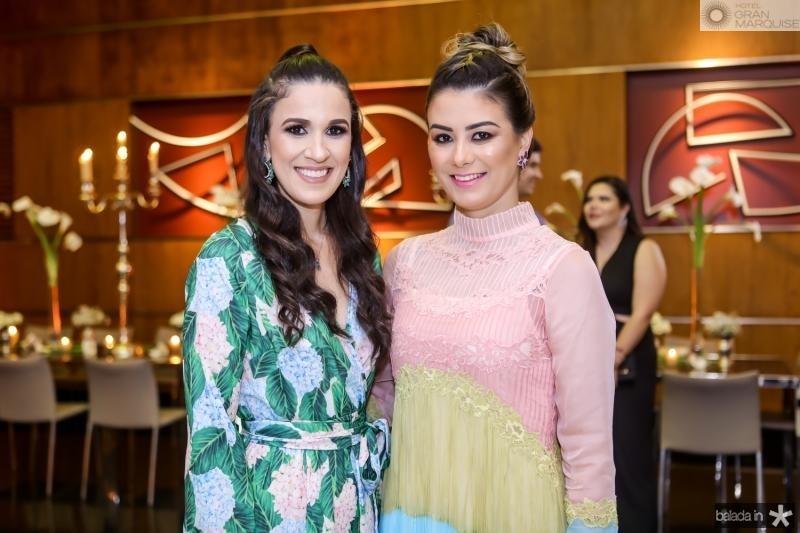 Giuliana Botelho e Mariana Pimenta