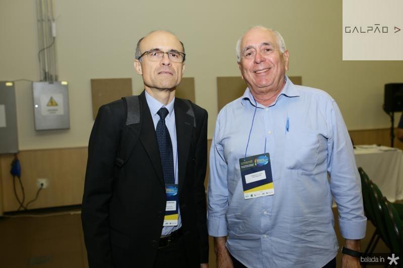 Paulo Alcantra e Francisco Viana