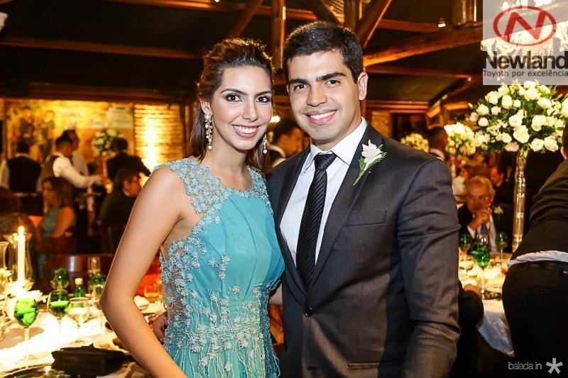 Carla e Pedro Garcia