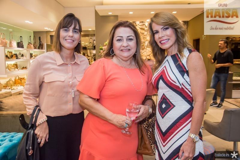 Fernanda Peixoto, Izelda Bessa e Maira Silva