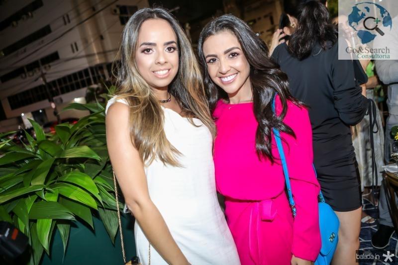 Barbara Carvalho e Manuela Cysne
