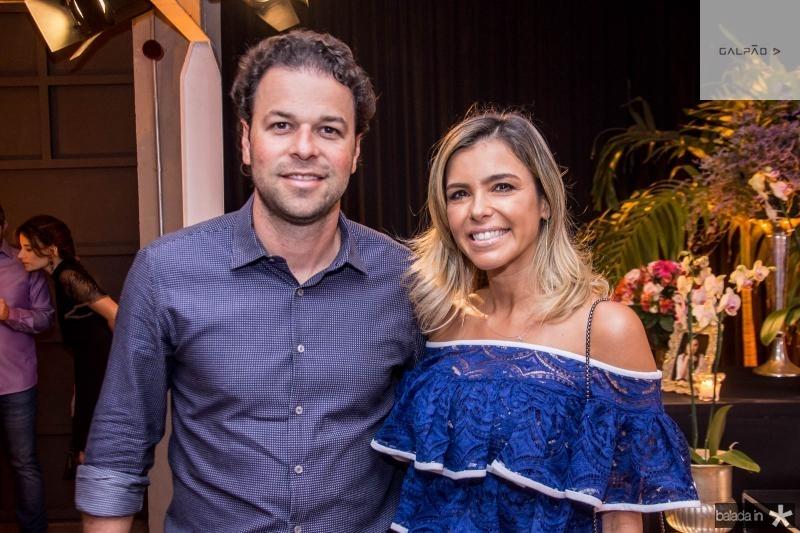 Geraldo Rola e Liliana Diniz