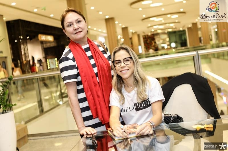Paula Frota e Mirella Rocha