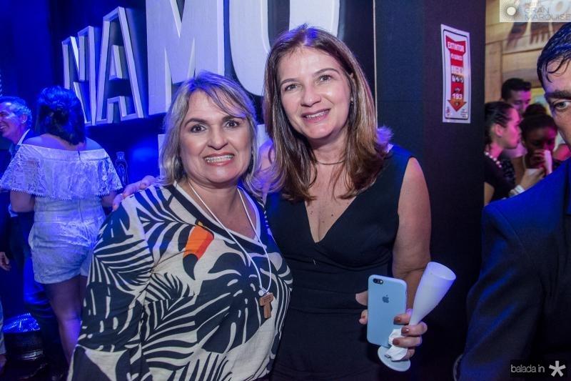 Marcia Lima e Lavinha Benevides