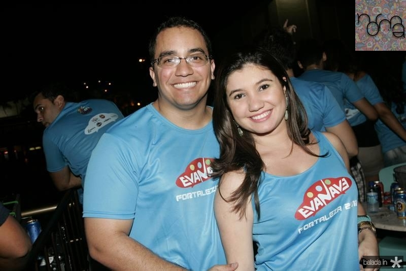 Rafael amorim e Debora Martins