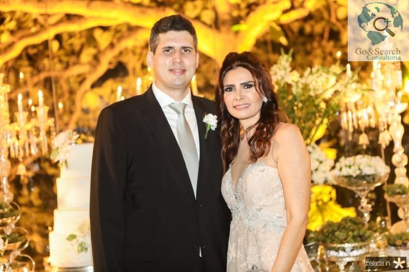 Luciano e Lorena Pouchain