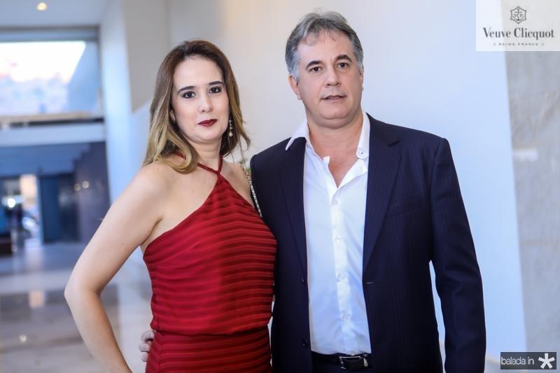 Gisela e Marcos Siqueira