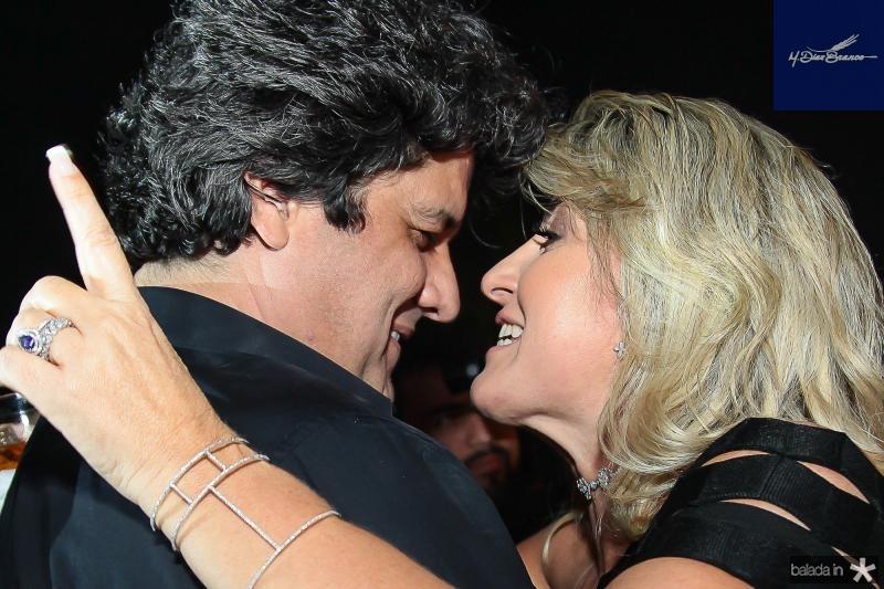 Pedro e Leia Freitas