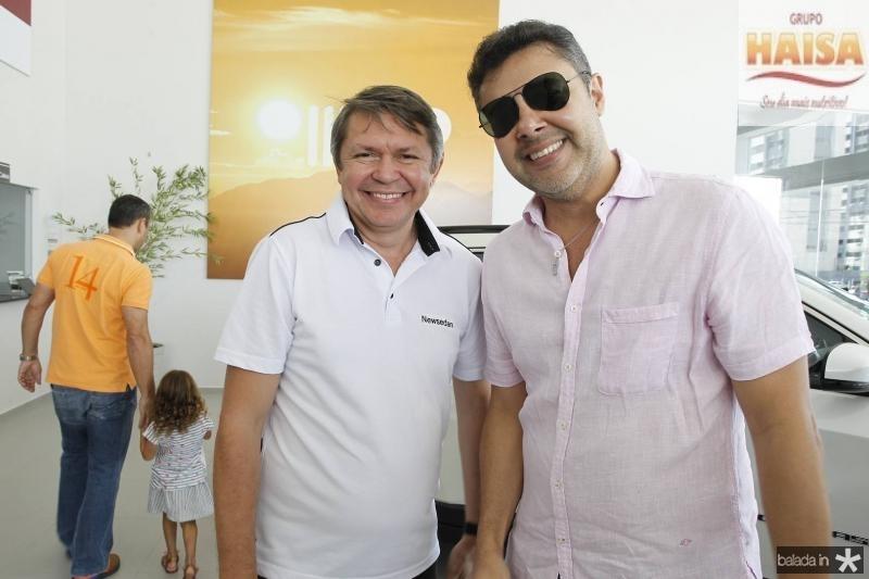 Luciano Teixeira e Gustavo Cruz