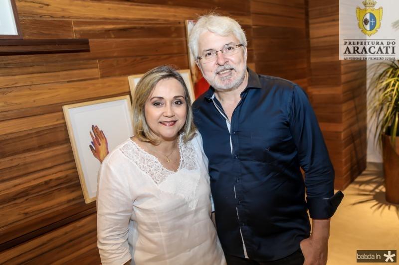 Cecilia Nobrega e Dudu Vidal
