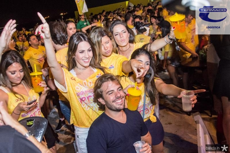 Natalia Brasil, Claudio Nelson, Raquel Xavier, Lina Franck e Renata Zeidan