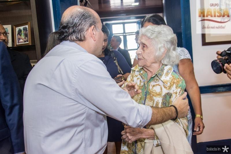 Roberto Claudio e Maria Adisia Barros de Sa