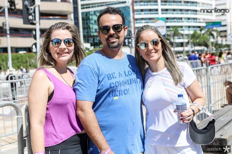 Karisia e Neno Ribeiro, Raquel Vasconcelos
