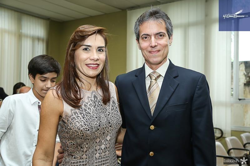 Ane e Leonardo Alcantara