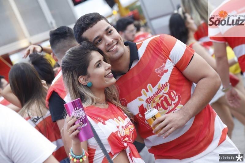 Juliana Menezes e Jorge Athaide