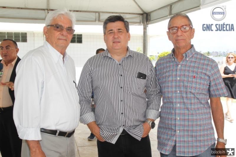Assis Machado, Vilemar Ferreira e Papis Falcao