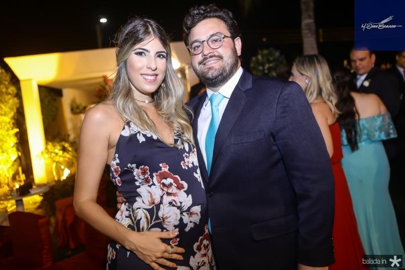 Patricia e Alcimor Rocha