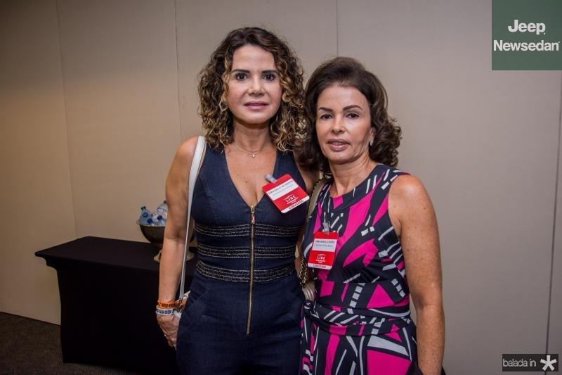 Fernanda de Freitas e Vera Ponte