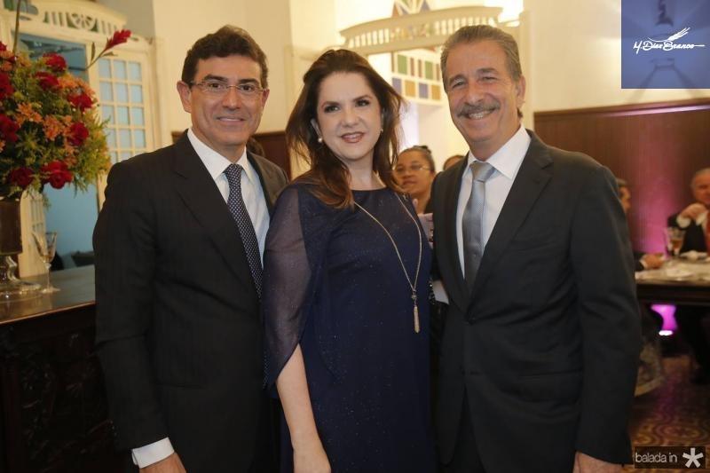 Alexandre e Bebel Pereira e Emilio Ary 1