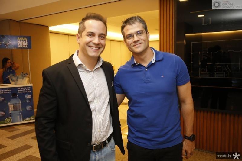 Diego Braga e Rafael Campos