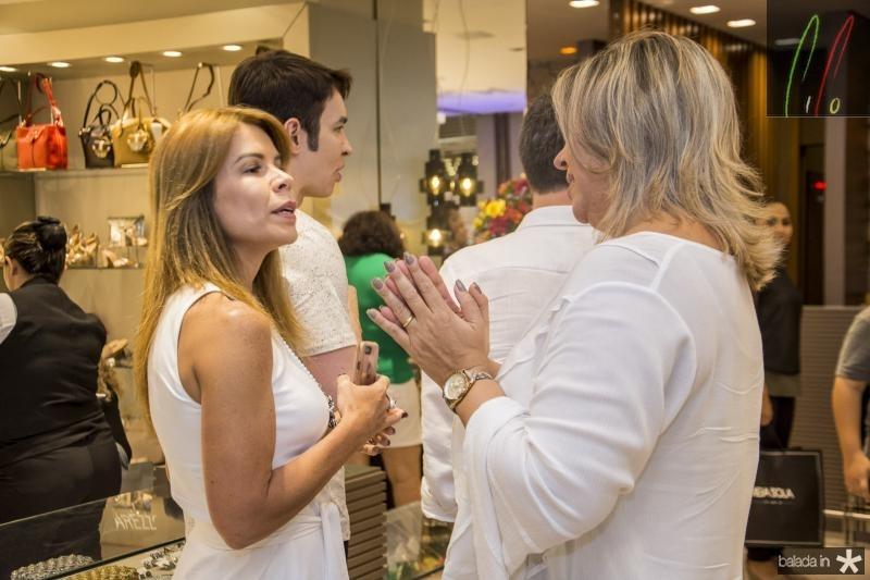 Maira Silva e Andrea Guilherme