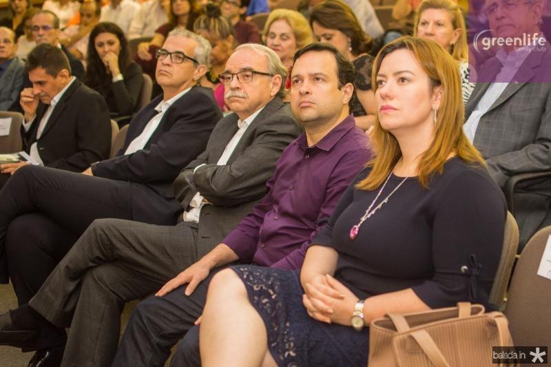 Jose do Egito, Ednilton Soarez, Igor Queiroz e Aline Barroso Queiroz