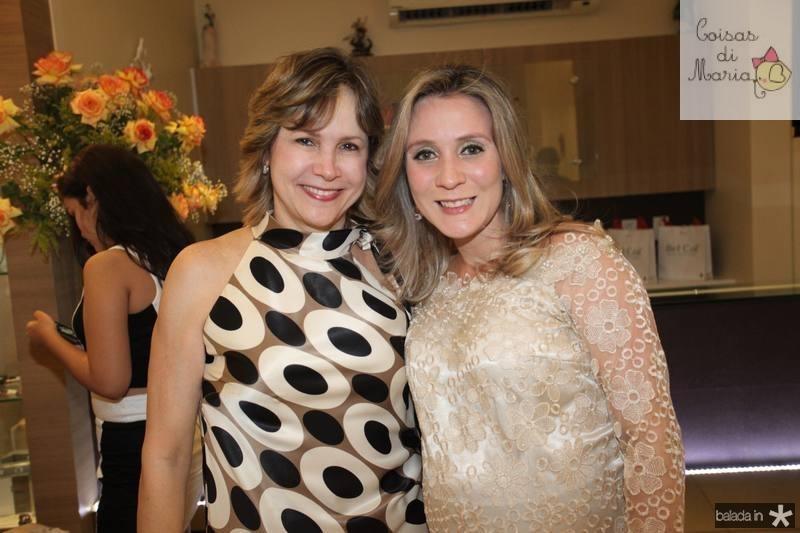 Daniela Gentil e Olga Saraiva