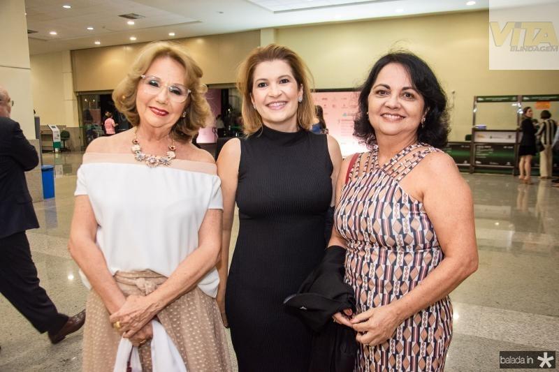 Marcia Dias, Fabiele Pessoa e Paula Facanha