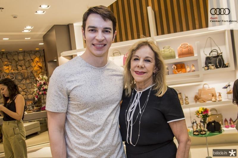 Andre Albuquerque e Moema Guilhon