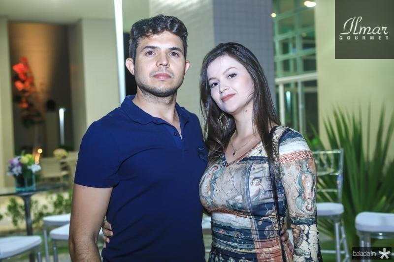 Daniel e Najela Fernandes