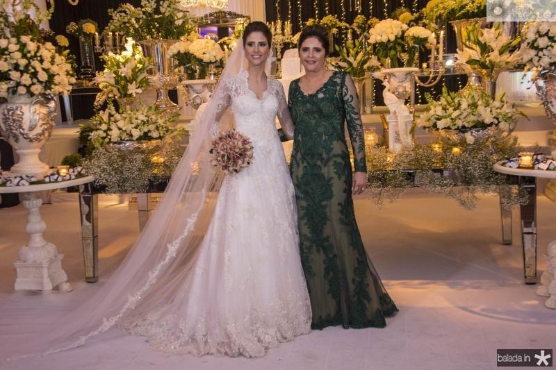 Manoela Gladstone e Ines Gladstone