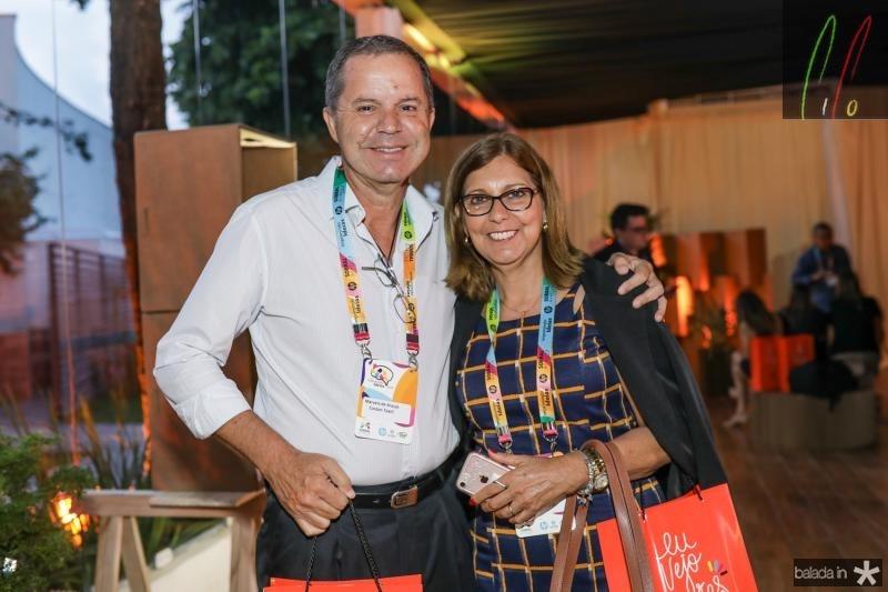 Marcelo e Margarete Araujo