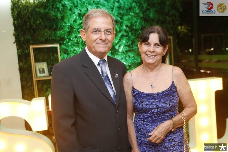 Pedro Carlos e Luzia da Fonseca