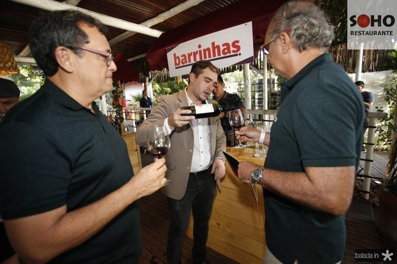 Jose Guedes e Fernando Barreira