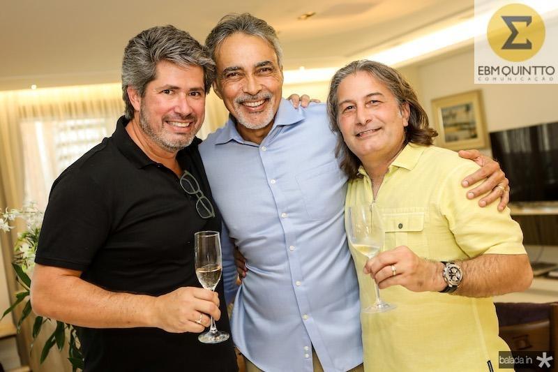 Fernando Rodrigues, Paulo Angelim e Jackson