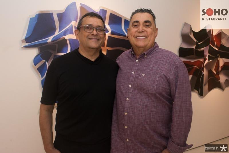 Jose Guedes e Adroaldo Carneiro