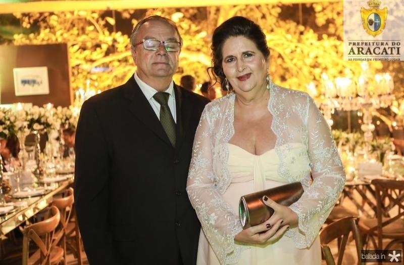 Mateus e Silvia Bomfim