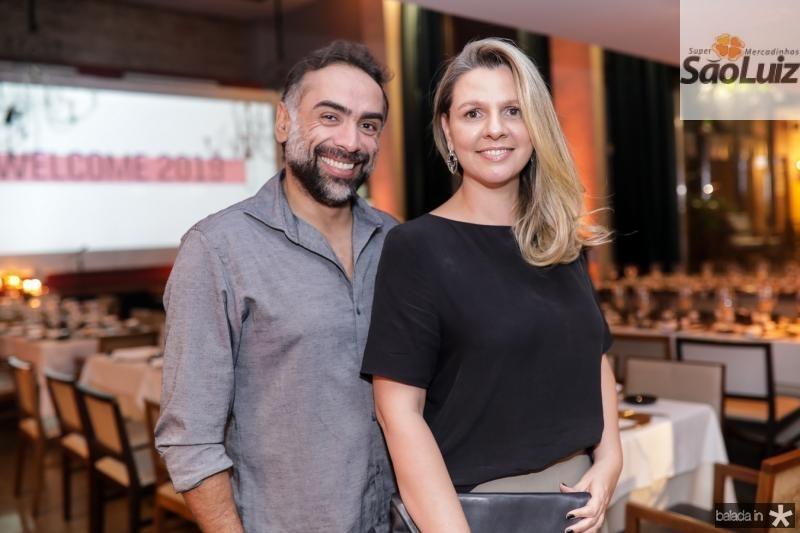Padua Costa e Alexia Fontes