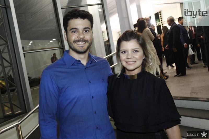 Diogo e Karla Moreira