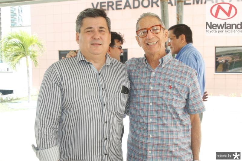 Vilemar Ferreira e Papis Falcao