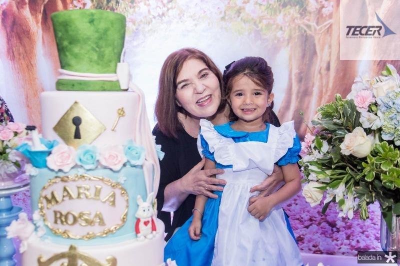 Rosa Maria e Maria Rosa Aguiar