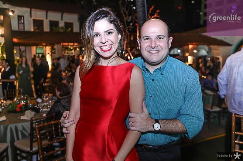 Carol e Roberto Claudio Bezerra