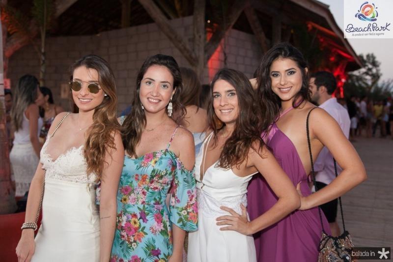 Juliana Markan,Cindie Vincentino,Ivna Monteiro, Juliana Carneiro