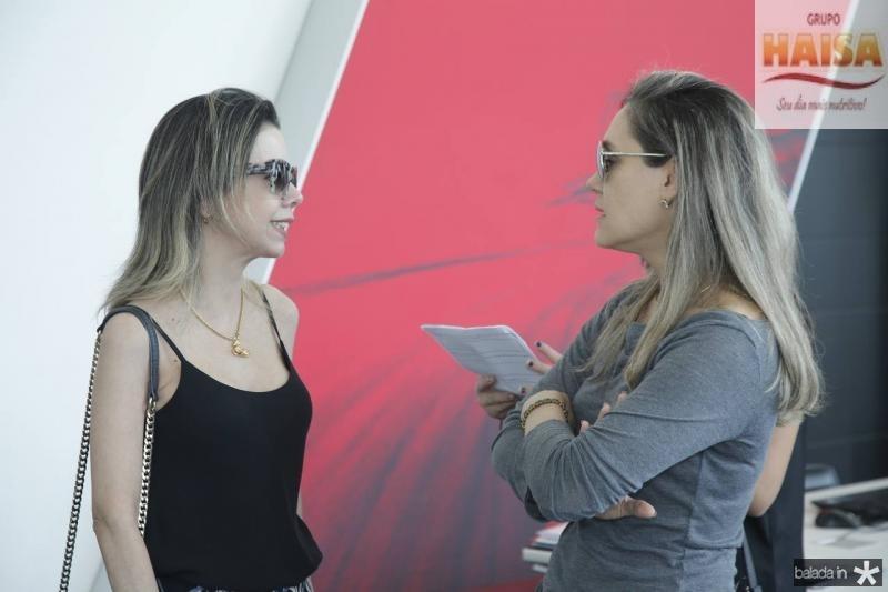 Karoline Fernandes e Erika Lima 1