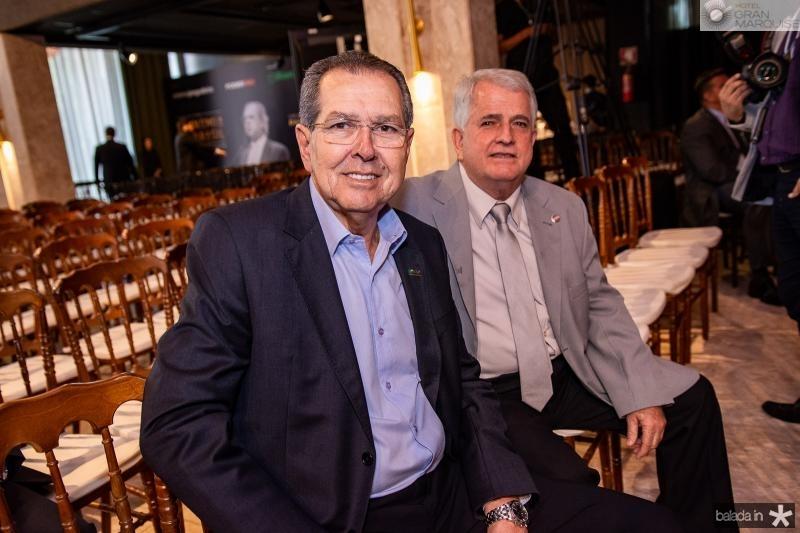 Ricardo Parente e Jose Antunes