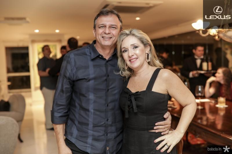 Dandalo e Monica Weine