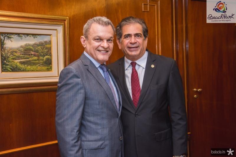 Sarto Nogueira e Zezinho Albuquerque