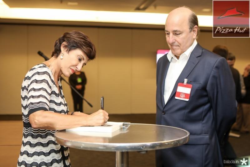 Silvia Bastos e Silvio Frota