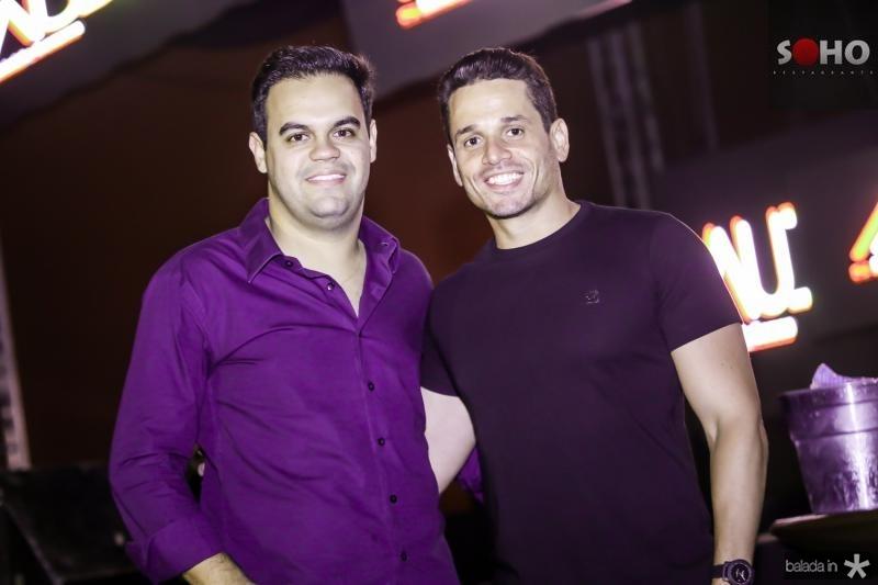 Ivo Dias e Rafael Sá