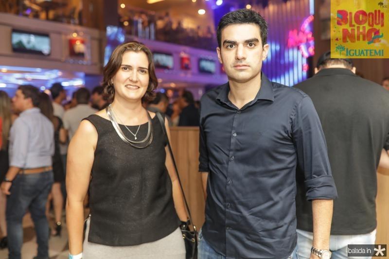 Manoela e Rodrigo Nogueira